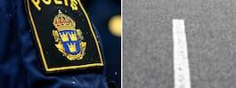 Död hund kördes över flera gånger – polisen utreder smitning