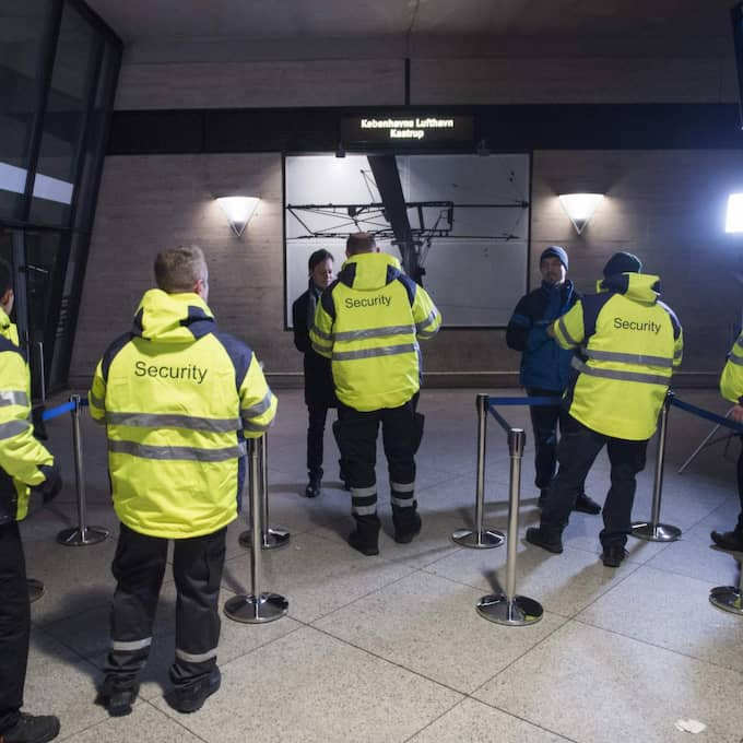 Efter ID-kontrollerna har trycket mot Hyllies tågstation gått ner, samtidigt ser polisen ett ökat tryck mot färjerutten mot Trelleborg. Foto: Tomas Leprince