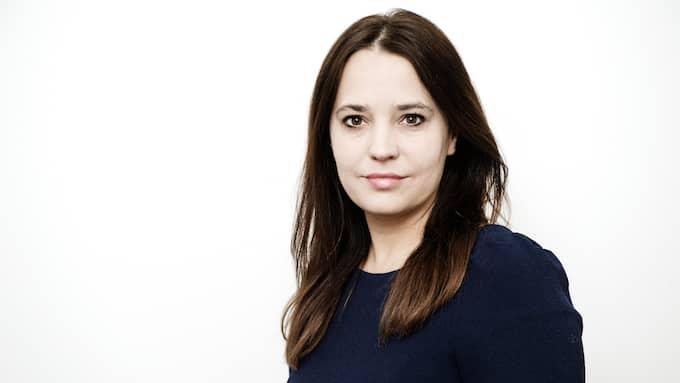 Karin Olsson är kulturchef på Expressen. Foto: OLLE SPORRONG