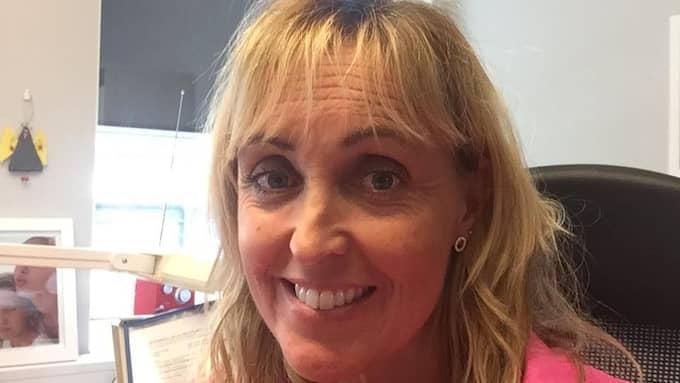 Suzanne Redenfors på Varbergspolisen var förundersökningsledare i ärendet. Foto: Privat