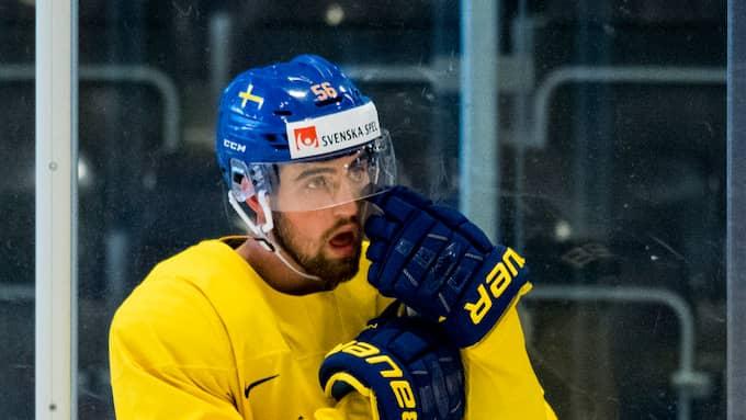 Erik Gustafsson. Foto: LUDVIG THUNMAN / BILDBYRÅN