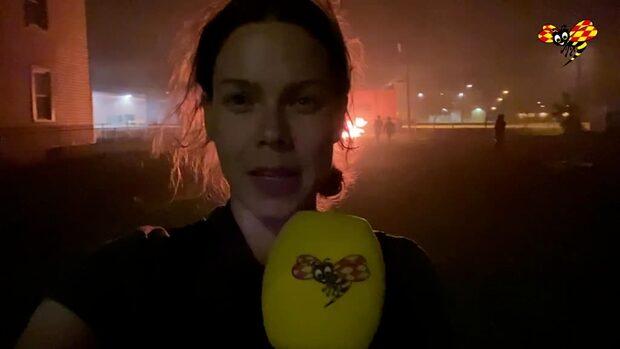 "Nina Svanberg: ""Kapade bilar körde mot folkmassan"""
