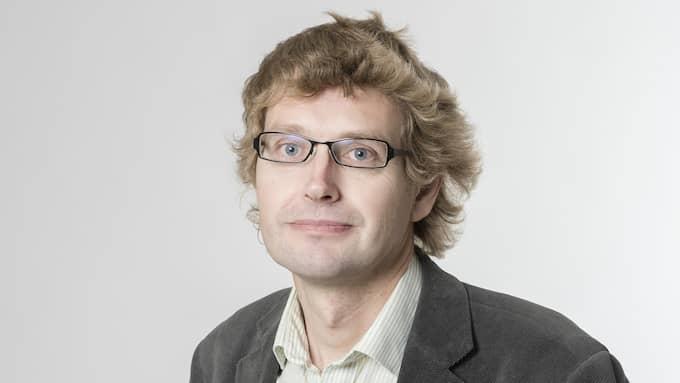 Nicklas Ljungström (MP), regionpolitiker. Foto: JENS CHRISTIAN