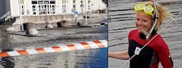 """Suzanne, 41, om översvämningen: """"Blir ingen majbrasa i år"""""""