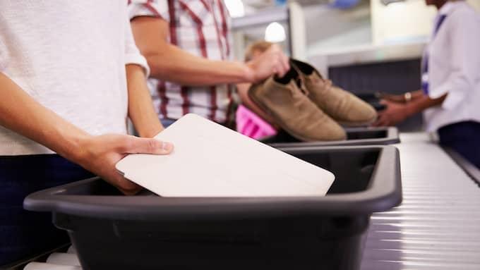Hon vägrade ge ifrån sig väskan. Foto: Colourbox
