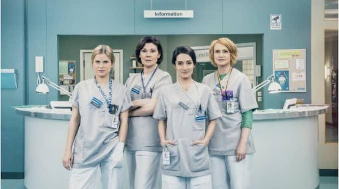 """TV4:s nya tv-serie """"Syrror"""" får skarp kritik från sjuksköterskor. Foto: Pressbild/TV4"""