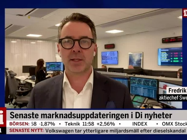 "Aktiechefen om telebolaget: ""Once in a lifetime"""