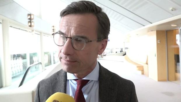"""Ulf Kristersson: """"Satsningen på polisen är absolut viktigast"""""""