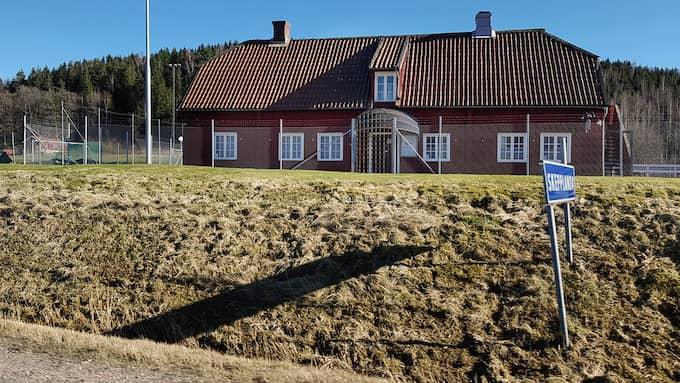 Hells Angels Goth Town köpte den nya gården i Skepplanda utanför Göteborg under politisk turbulens. Foto: GT/EXPRESSEN