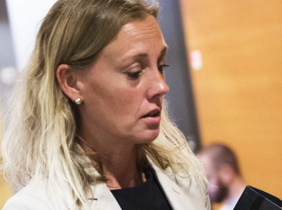 Åklagare Linda Wiking menar att det i många fall är svårt att fastställa rätt identitet när unga begår brott. Foto: Anders Ylander / ANDERS YLANDER GT/EXPRESSEN