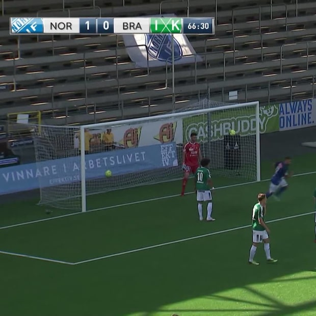Highlights: Norrby-Brage