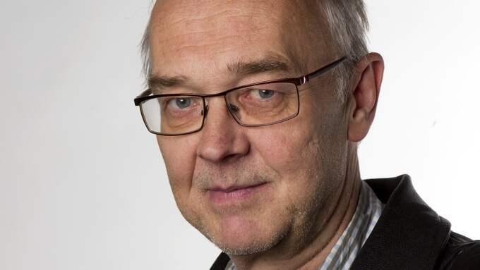 Nils Funcke synas SI:s maktspråk. Foto: YLWA YNGVESSON