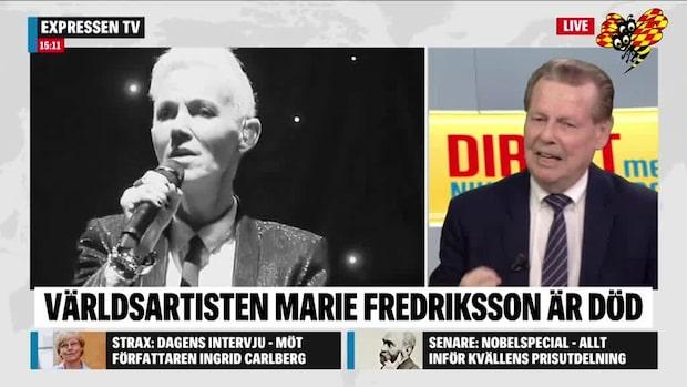 """Anders Björkman: """"Nästan som en Hollywoodfilm"""""""