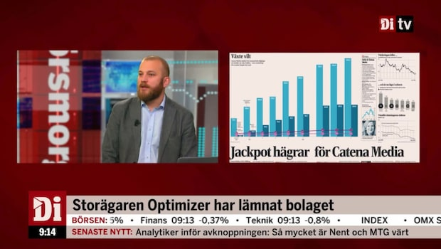 Analytikern ser köpläge i Catena Media