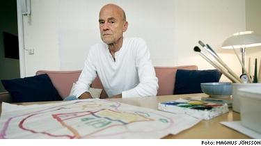 Rolf Karlsson, specialist i barn- och ungdomspsykiatri, ser terapin som en bättre utväg för barn som mår dåligt. Han vägrar skriva ut psykofarmaka.