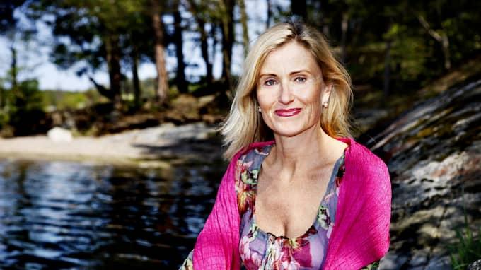 Författaren Sanna Ehdin. Foto: CHRISTIAN ÖRNBERG