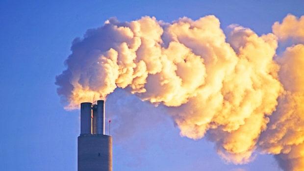 4 januari: Så hög är koldioxidhalten i atmosfären