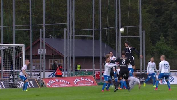 Highlights: Varberg-Värnamo