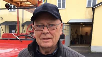 Hilbert Persson, 81, är besviken på Länsförsäkringar. Foto: PRIVAT