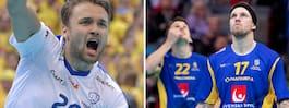 Svenskt VM-silver – efter kollaps i tredje