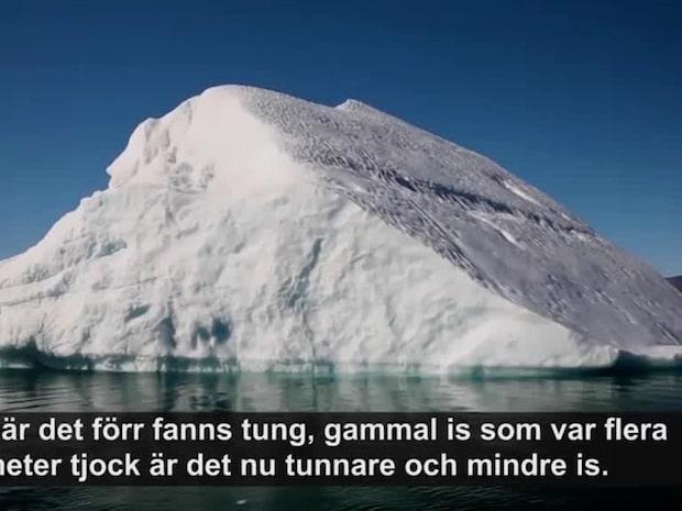 Så påverkar förändringarna i klimatet jorden