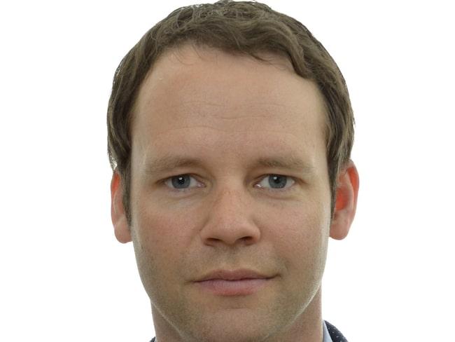 Centerpartiets klimat- och energipolitiske talesperson Rickard Nordin.