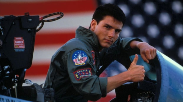 "Tom Cruise klar för ""Top gun 2"""