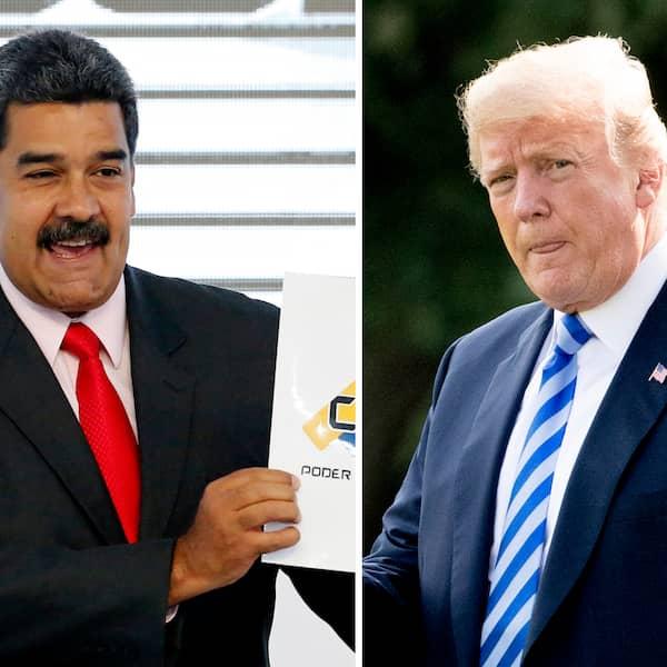 Venezuelanska diplomater utvisas