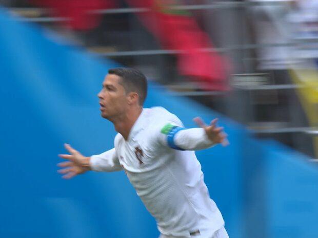 Se alla mål från fotbolls-VM i sportnyheterna - 20 juni