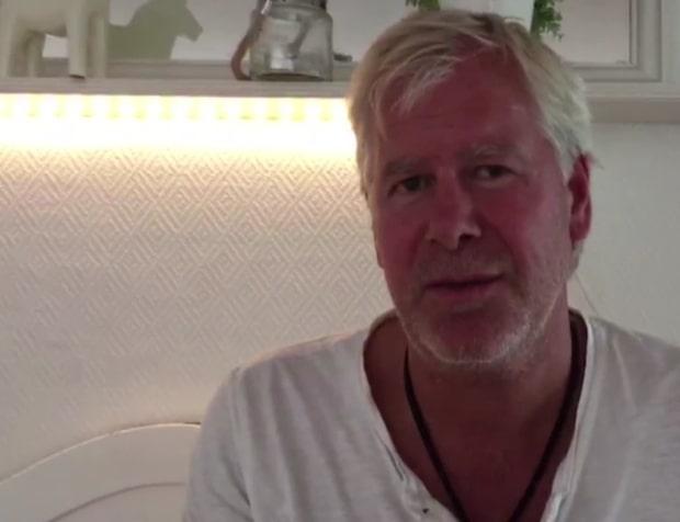 """Magnus Svensson efter stroken: """"Svårt med talet"""""""