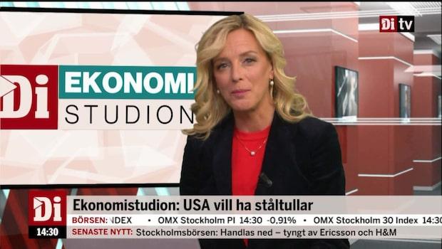 Ekonomistudion – 1 mars 2018