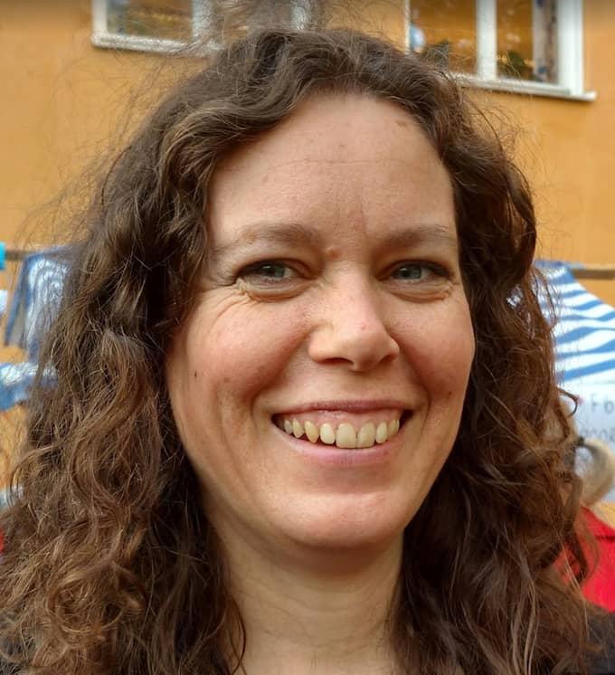 För Elina Magnusson är det viktigt att implementera ett hållbarhetstänk. Foto: Privat