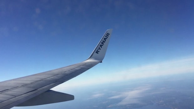 Ryanairs piloter i Sverige strejkvarslar