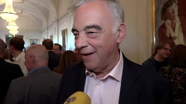 """Lars Leijonborg: """"Känt varandra jättelänge"""""""