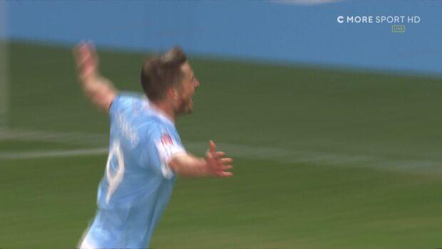 Höjdpunkter: Rosenberg klassmålade när Malmö vann