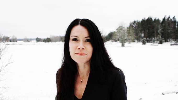 Åsa Waldau ansågs av vissa medlemmar i församlingen vara Kristi brud – hon som skulle gifta sig med Jesus. Foto: CORNELIA NORDSTRÖM