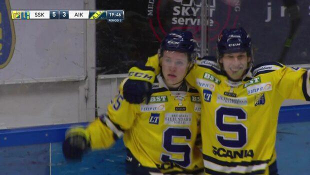 Highlights: Södertälje-AIK