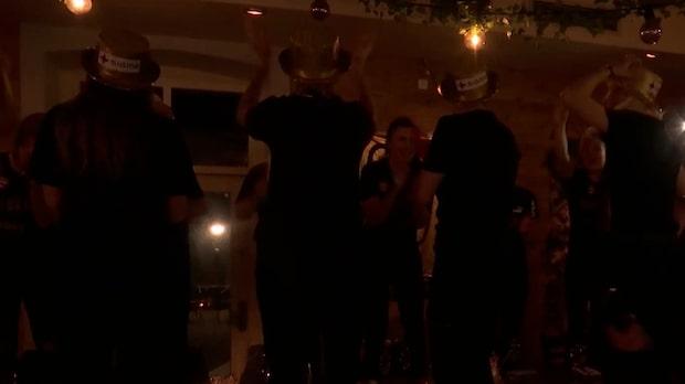 """Rosengårds vilda guldfest: """"Vi har sjungit, dansat och skrikit"""""""