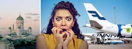 Flygresan som skrämmer slag på vidskepliga