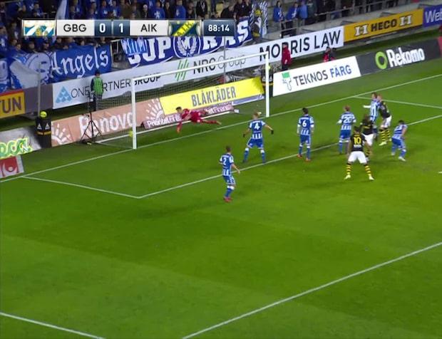 Highlights: IFK Göteborg-AIK
