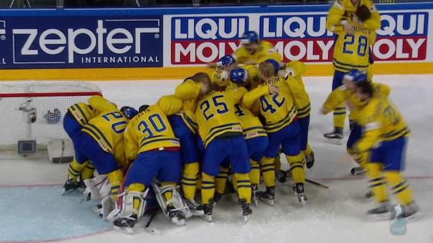 Highlights: Sverige-Kanada