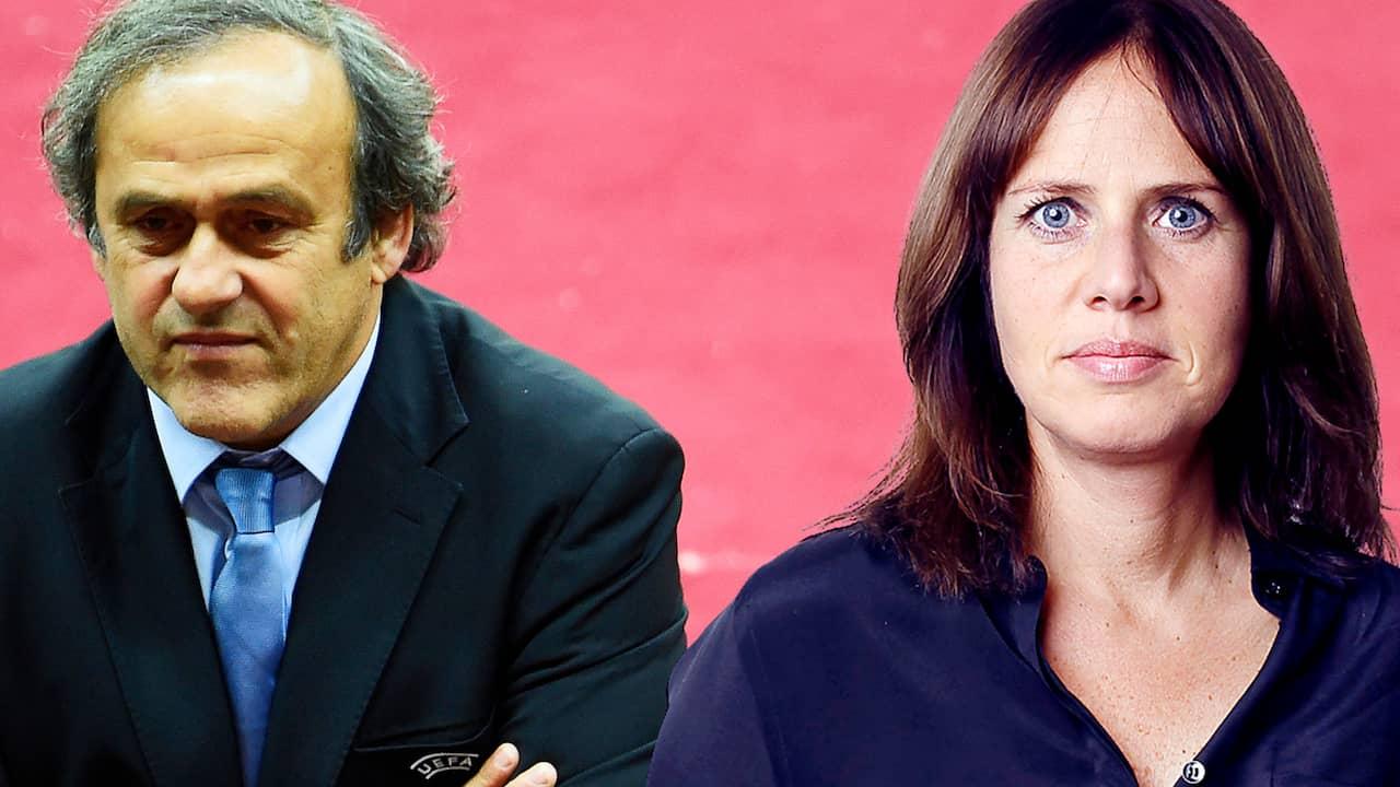 Anna Friberg om Platini: Då är det inget annat än en skandal