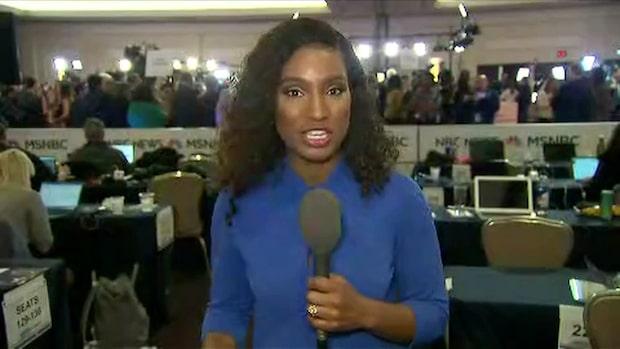 Bloomberg fick sig minst sagt smockor från alla håll i debatten