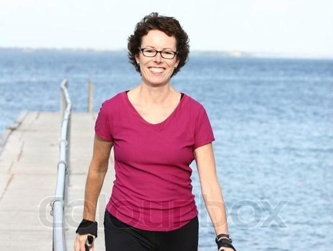 Träning och viktnedgång kan bromsa njursjukdom.