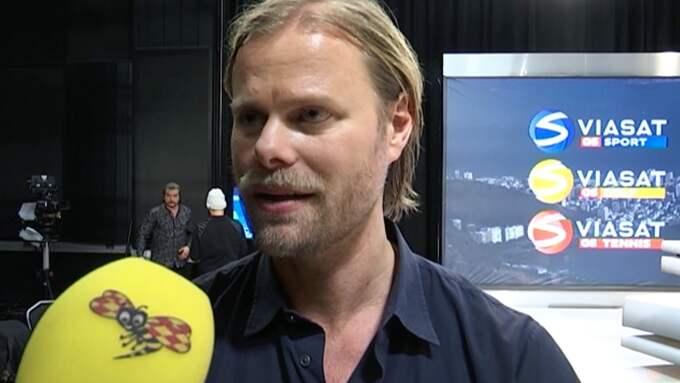 MTG:s sportchef Per Nunstedt Foto: Sara Bratell/Expressen TV