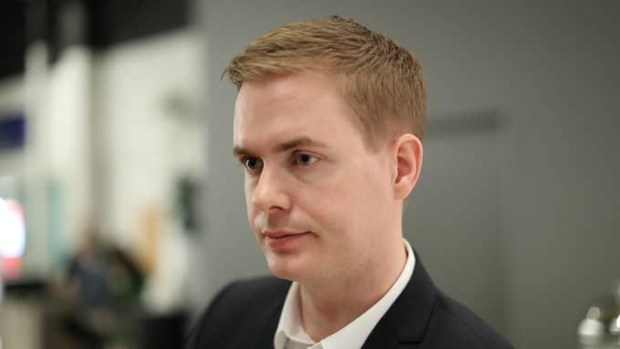 Gustav Fridolin (MP). Foto: ADAM IHSE/TT