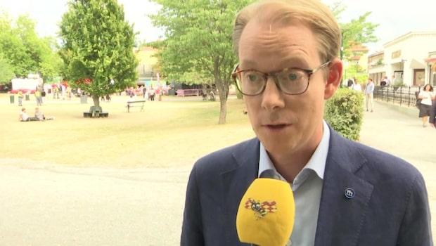 Tobias Billström (M): förstärk möjligheten att frihetsberöva människor