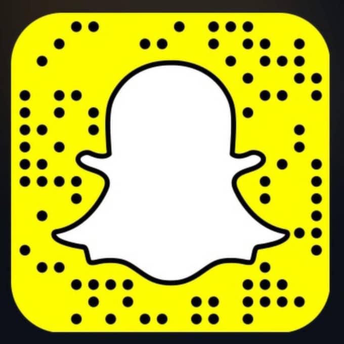 Ta en bild på den här ikonen med din Snapchat-app för att följa EXPRESSEN NÖJE på Snapchat