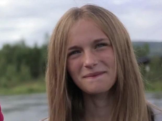 """Frida Karlsson 13 år: """"Northug är min största idol"""""""