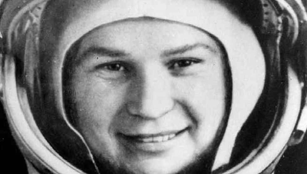 Valentina Tersjkova blev den första kvinnan i rymden.